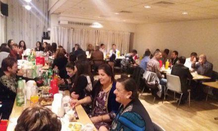 Ezidi Kulturforening i Danmark fejrede Ezidi-fest i København