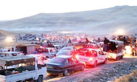 Islamisk Stat driver 200.000 på flugt i Irak